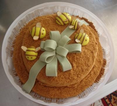 Как сделать пчелок из шоколада