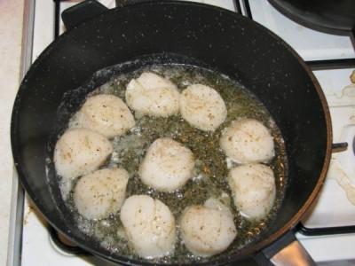 гребешок рецепты приготовления с фото