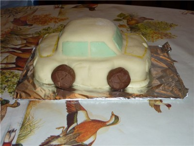 Торт машина фото рецепты тортов