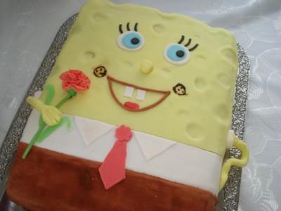 say 7 рецепты спанч боб торт фото