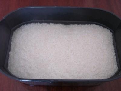 обычный рис для роллов варить сколько минут: