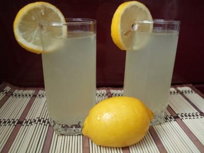 Как из лимона сделать лимонад фото 567