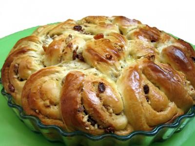 Пироги сдобные с начинкой