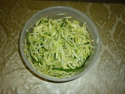 Рецепты из сырых овощей 85