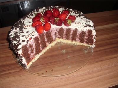 Торт в виде пиратского сундука фото 4
