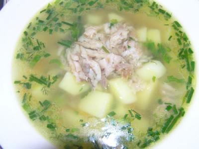 Рыбный суп из щуки рецепт