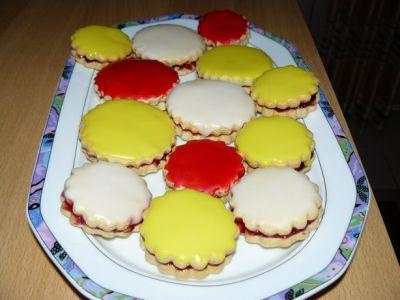 Фото рецепт песочного пирожного с