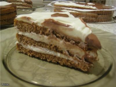 Коржей со сметаной лучшие торты
