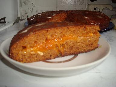 Пирог из творога и сгущенки в духовке рецепт