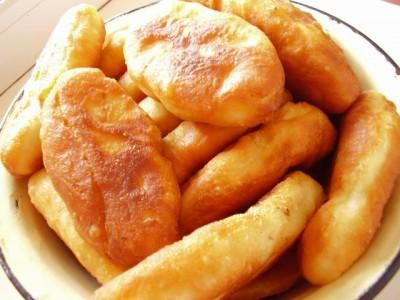 Тесто для пышных жареных пирожков рецепт с пошагово