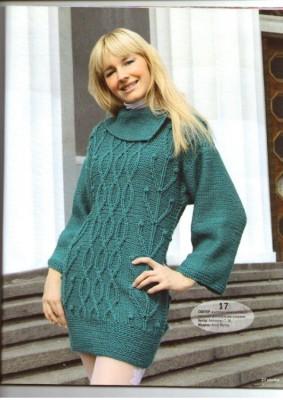 вяжем спицами для женщин. для женщин. вязание спицами.