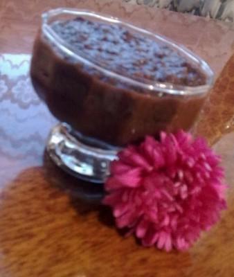 варенье шоколадное из слив