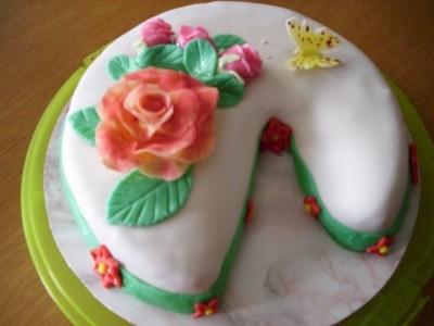 Торт из маленьких безе фото 5
