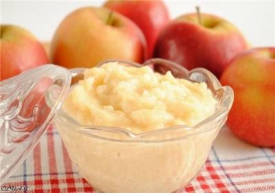 яблочный пюре рецепт