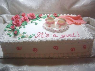 Рецепт бисквитного торта с белковым кремом.