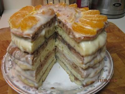 пирог гости на пороге