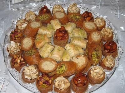 Кадаиф /восточные сладости/ : Десерты: http://forum.say7.info/topic38627.html