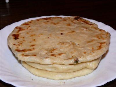 хычины балкарские рецепт с пошаговыми фото приготовления