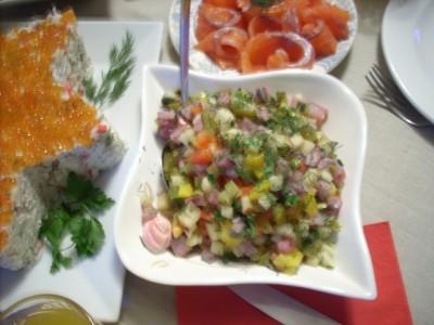 Салат евгения рецепт с фото