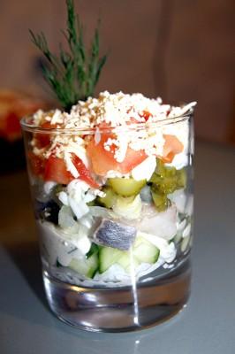 Рецепт очень пригодится в качестве салата на день рождения.