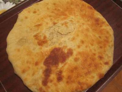 Лобиани грузинская кухня