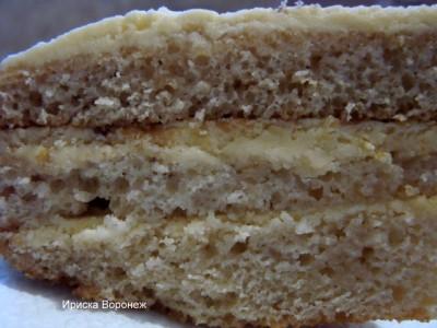 Простой рецепт торта с вареной сгущенкой в домашних условиях 93