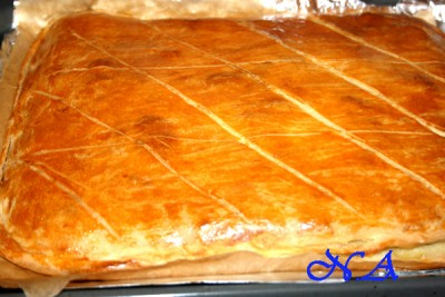 Мясной пирог армянская кухня