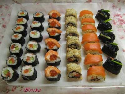 Суши своими руками рецепты с фото