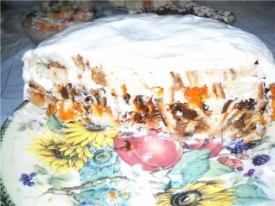 Торт лабиринт