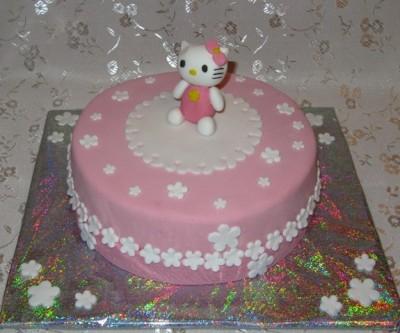 Детский торт своими руками для девочки пошаговое