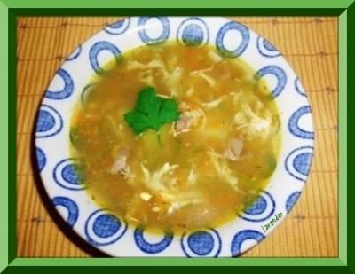 Суп из того что было в холодильнике — 1