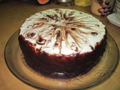 Торт ириски и кукурузные палочки фото 7