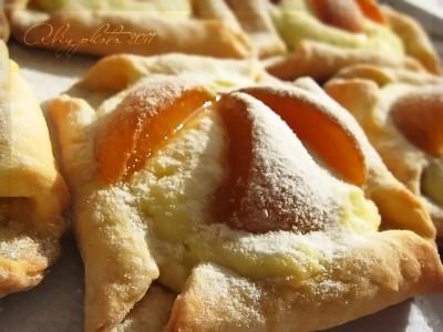 печенье с фруктами рецепты