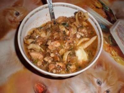Блюда белорусская кухня супы