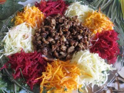 Салаты чафан рецепты 35