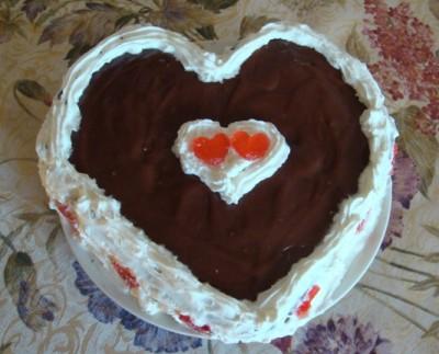 Фото торта поцелуй негра