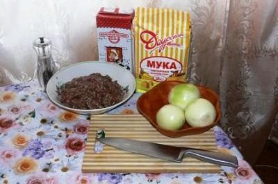 Блюда с луком слизун