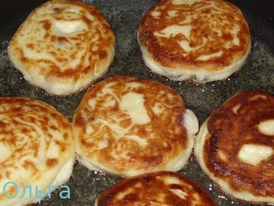 Жареные пирожки во фритюре фото рецепт