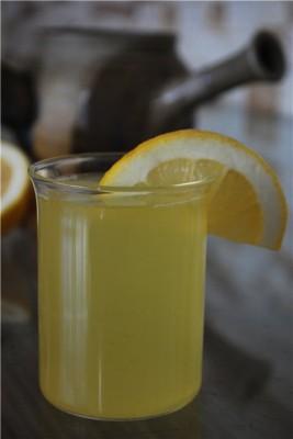 Имбирный тодди с лимоном.