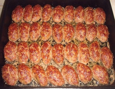 Рыбные котлеты запеченные в духовке пошаговый рецепт с