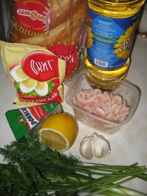 рецепт супа с сыром дор блю и креветками