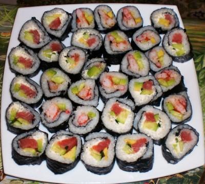 Что нужно для суши и роллов