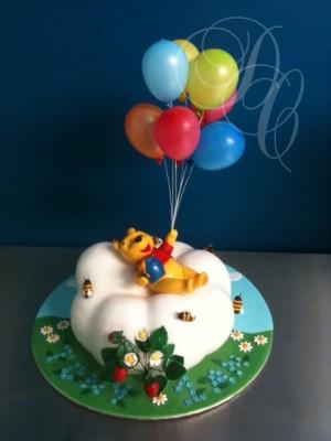 Как сделать шар для торта