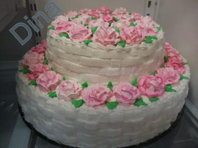 Украшение тортиков : Торты (украшения)