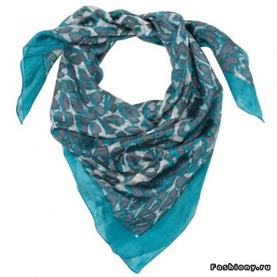 Платки, шарфы,горжетки (моя подборка)