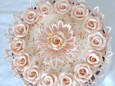 фотография на торте: