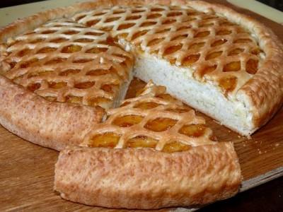 Рецепты закусочного торта из слоеного теста