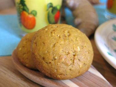 тыквенно имбирное печенье рецепт