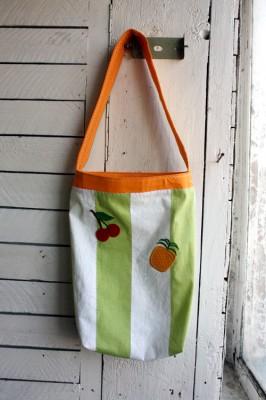 сумка авоська выкройка.