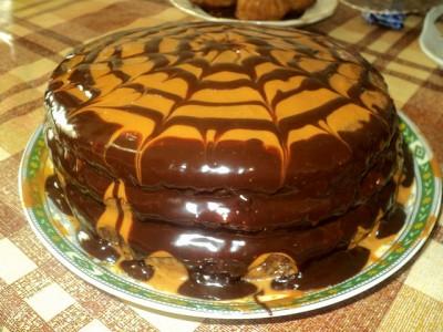 С вареной сгущенкой торты пирожные